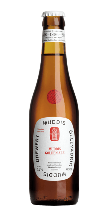 MUDDIS GOLDEN ALE