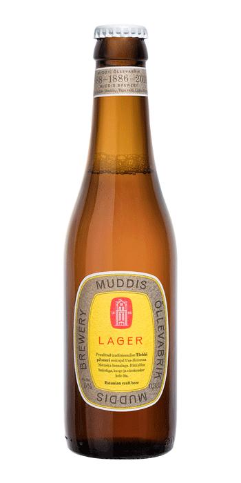 MUDDIS LAGER