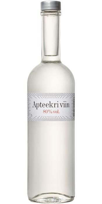 Apteekri viin 80%vol 1L