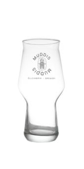 Moe Muddis õlle klaas